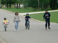 University of Michigan Family Exercise Video